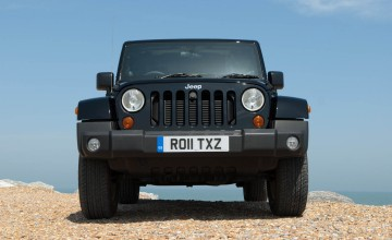 Jeep Wrangler - the 4x4 icon