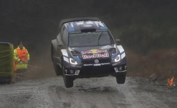 Volkswagen ends WRC reign