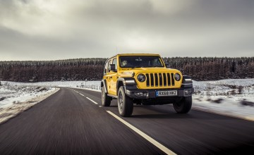 New Wrangler keeps Jeep on track
