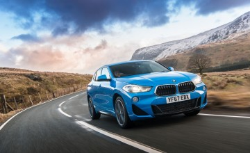 BMW X2 - a double delight
