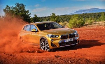 BMW X2 evens out SUV scene