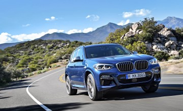 X rating for new BMW SUV