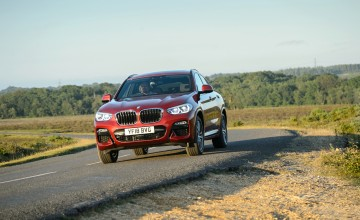 Smooth new BMW X4