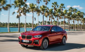 New BMW X4 primed for Geneva debut