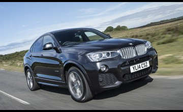 BMW X4 3.0d M Sport