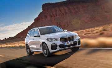 New BMW X5 gets bigger and better