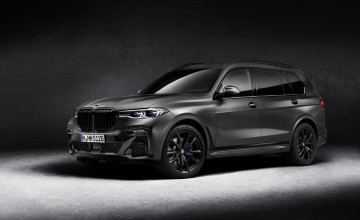 Ultra exclusive BMW X7