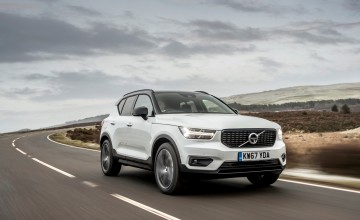 Volvo XC40 scoops top award