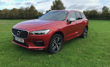 Volvo XC60 D5 PowerPulse AWD R-Design