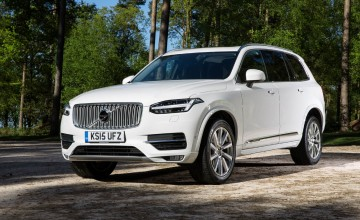 Volvo XC90 D5 Power Pulse AWD Momentum