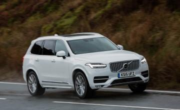 Turbo tweaks for Volvo SUVs