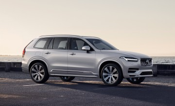 New-look XC90 debuts Volvo's hybrid plans