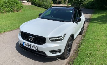 Volvo XC40 Recharge Plug-in Hybrid T5 FWD Inscription Pro