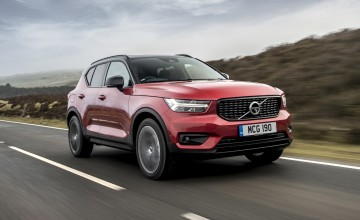 Volvo XC40 has everything right