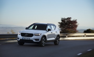 Volvo XC40 an SUV with a difference