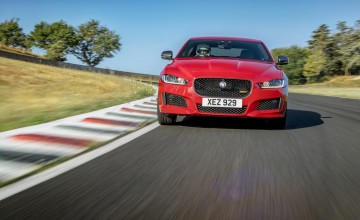 Charade game for Jaguar XE record