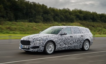 Jaguar confirms XF Sportbrake for 2017