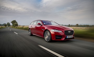 Jaguar XF Sportbrake 2017 - Review
