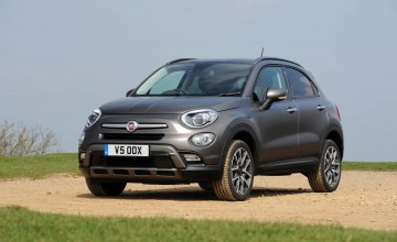 Funky Fiat has the X factor