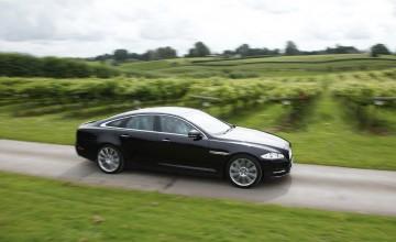 Jaguar XJ V6 Portfolio