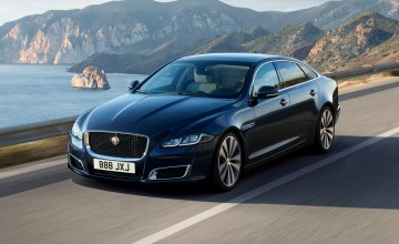 Fifty up for Jaguar XJ