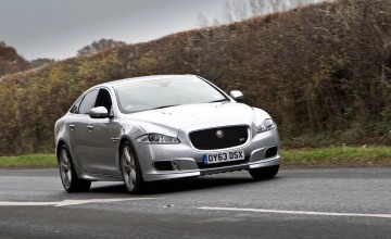 Jaguar XJR 5.0 Supercharged