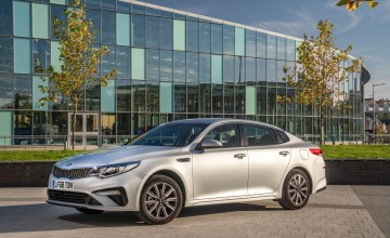 Kia Optima 1.6 CRDi 2 ISG