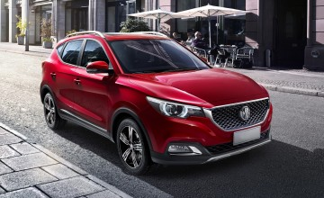 MG to launch compact SUV