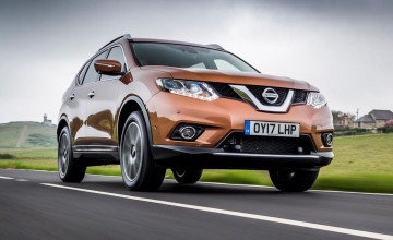 Nissan X-Trail N-Vision DIG-T 163 2WD