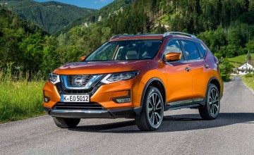 Nissan X-Trail gets major makeover