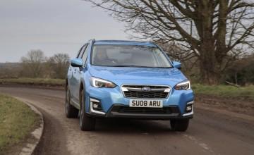 Subaru XV e-Boxer 2.0i SE Premium Lineartronic