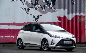 Toyota expands Yaris range