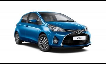 Toyota Yaris gets new Design