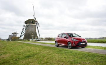 Going Dutch in new Toyota Yaris