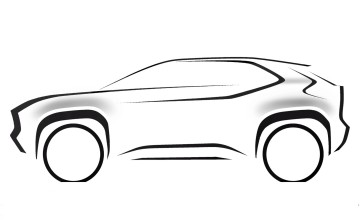 Toyota sketches out small SUV plans