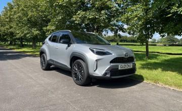 Toyota gives Yaris SUV treatment
