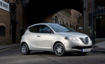 Chrysler sets price for new-look Ypsilon