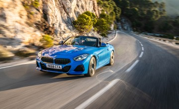 New BMW Z4 a class act