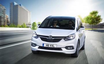Revamp for Vauxhall Zafira Tourer
