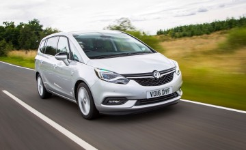 Value seven-seater from Vauxhall