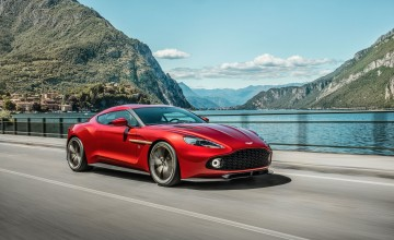 Exclusive new Zagato from Aston Martin
