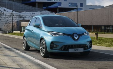 Renault heralds a new electric charge