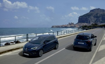 Riviera special for Renault Zoe
