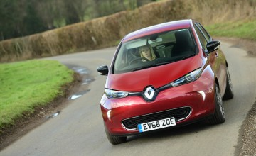 ZOE switches up electric charge
