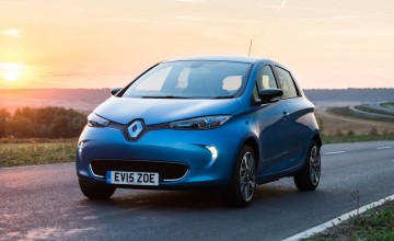 Renault Zoe wins top eco award