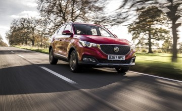 MG ZS 1.5 DOHC VTI-tech Exclusive