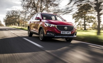 MG ZS 1.0T GDI Exclusive Auto