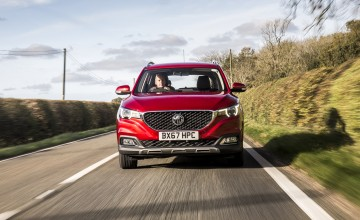 New MG ZS a bargain all round