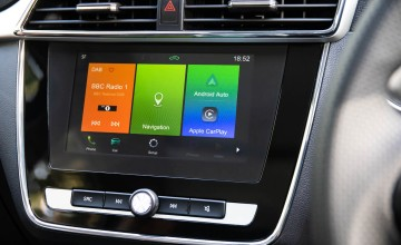 Smart tech 'impairs driver safety'