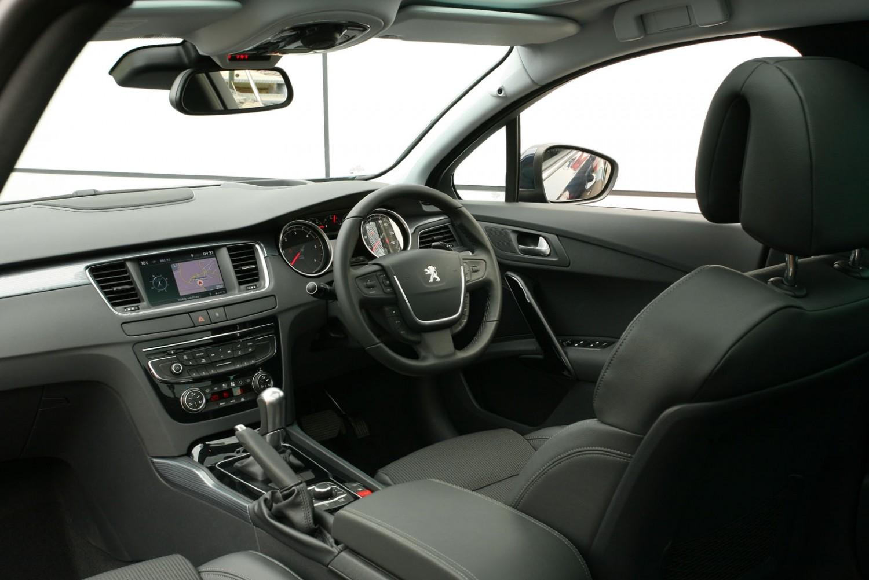 Peugeot 508 Sw Active 2 0 Hdi Eurekar